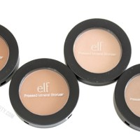 Review & Swatches: NEW e.l.f. Pressed Mineral Bronzers