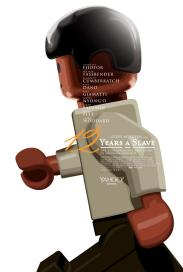 12 Years A Slave Lego