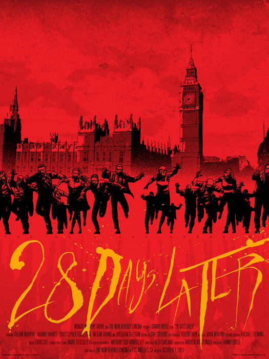 28 Days Later by Charlie Adlard