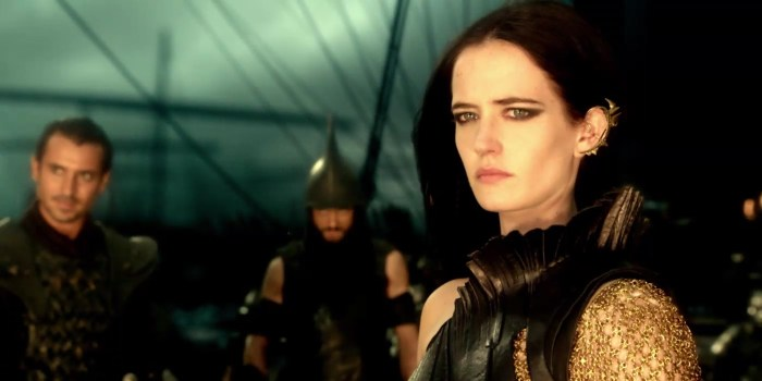 300 Rise of an Empire - Artemisia