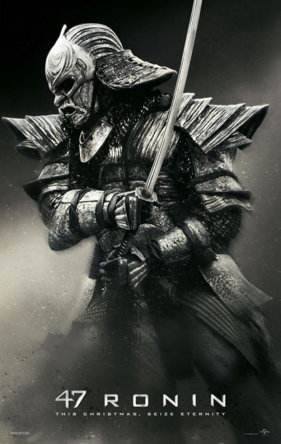 47 Ronin Warrior Poster