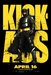 Kick-Ass Outdoor Art Posters - Big Daddy