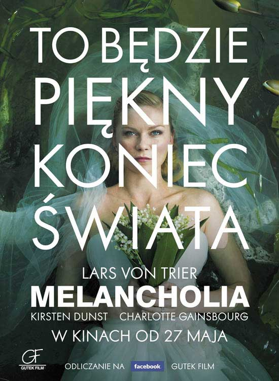 Melancholia Intl poster
