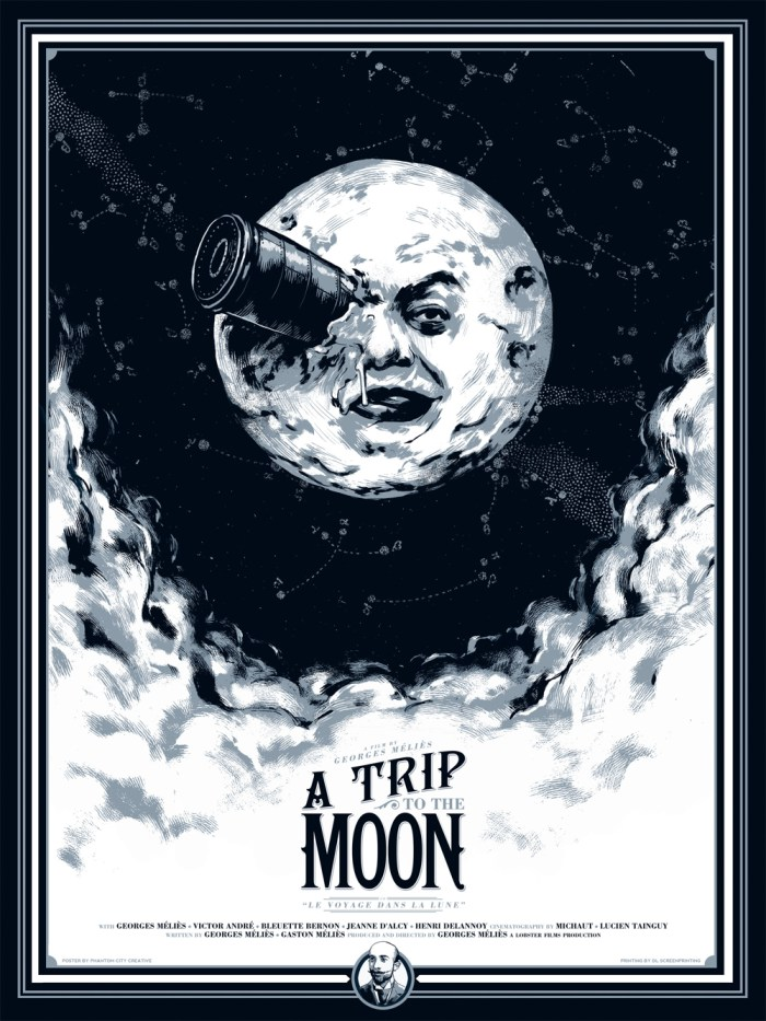 A Trip to the Moon - Phantom City