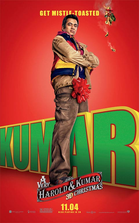 A Very Harold & Kumar 3D Christmas 2