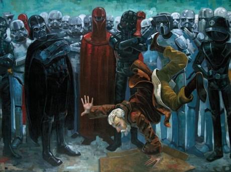 Aaron Jasinksi - Vader Got Served