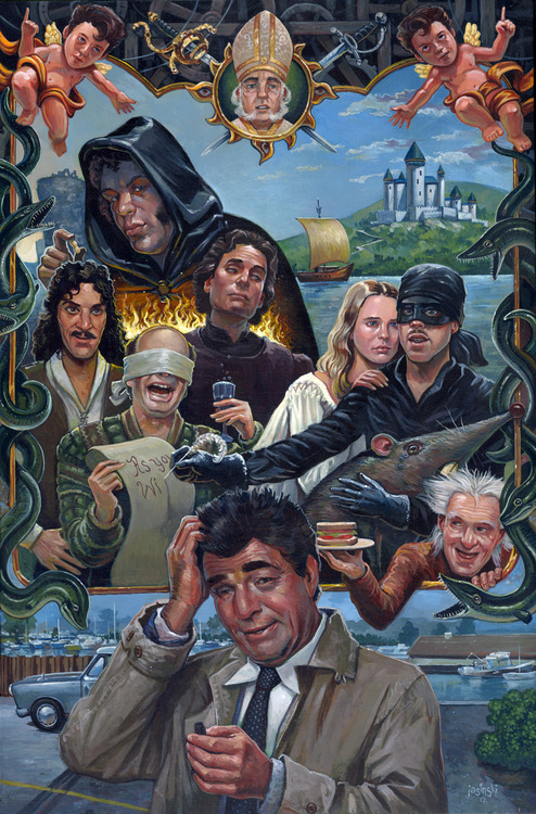 Aaron Jasinski - Princess Bride