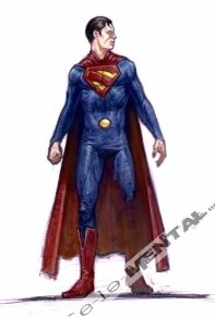 JJ Abrams Superman Concept Art 3