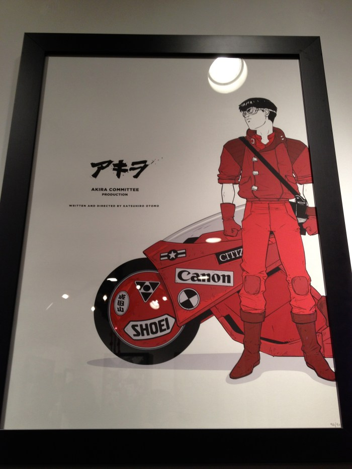 Akira - Silent TV