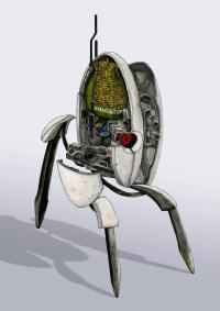 Alex Gabbot - Portal 2