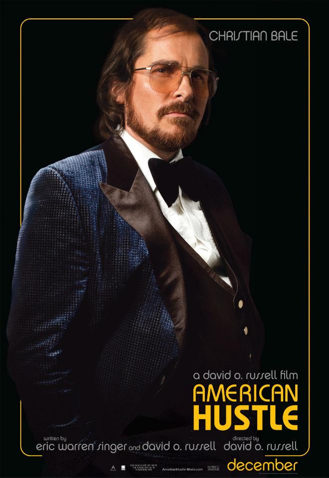 American Hustle - Christian Bale