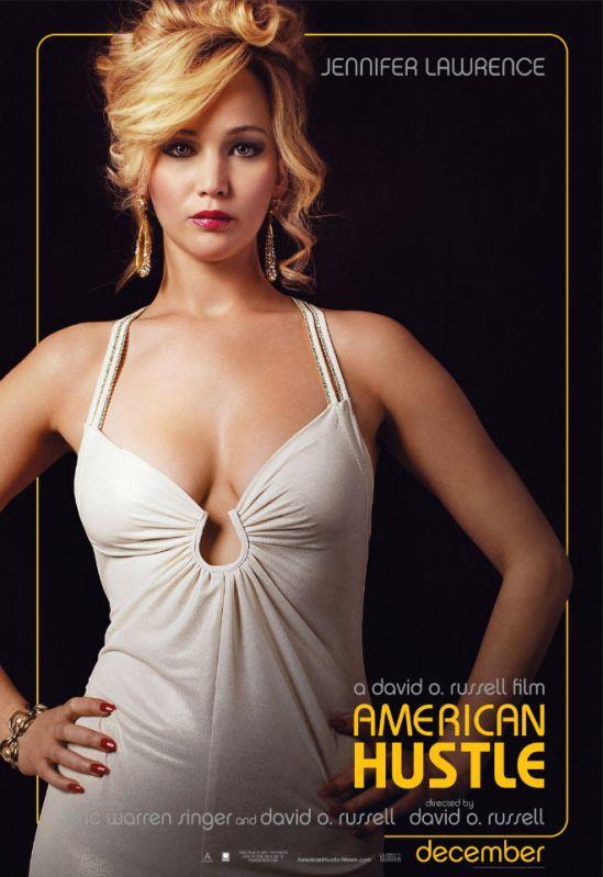 American Hustle - Jennifer Lawrence