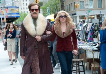 Anchorman 2 NYC