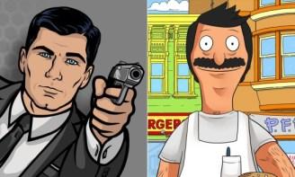 Archer / Bob's Burgers