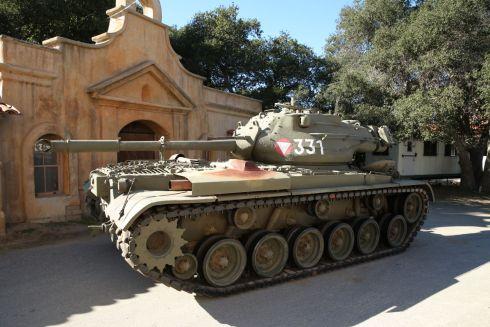 Arnold Tank Rides 1