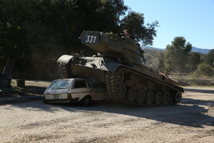Arnold Tank Rides 10