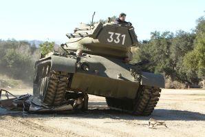 Arnold Tank Rides 12