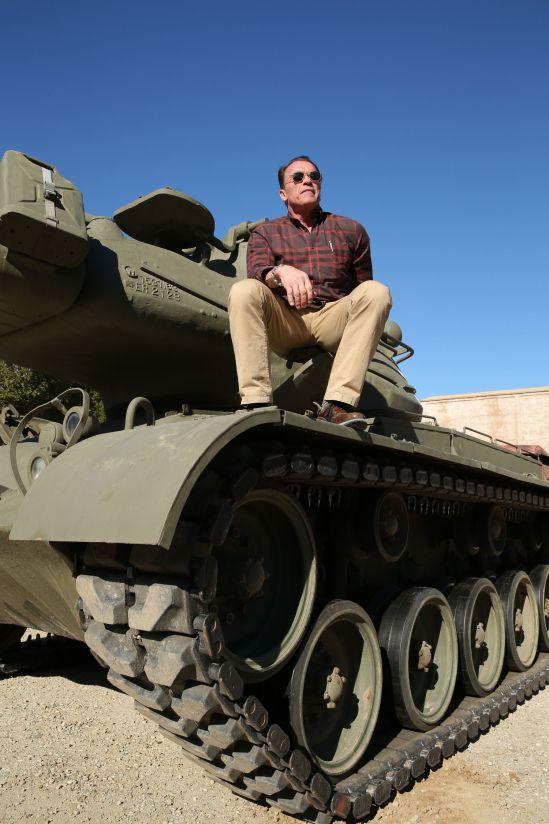 Arnold Tank Rides 13