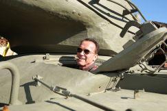 Arnold Tank Rides 5
