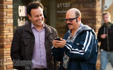 Arrested Development, Season 4 l-r: tk and David Cross