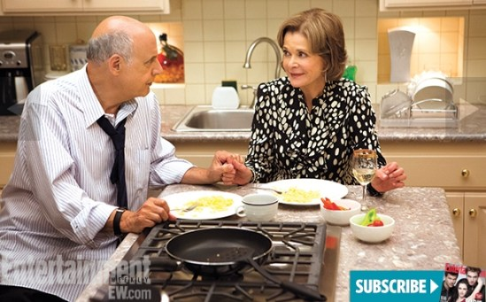 Arrested Development - George and Lucille