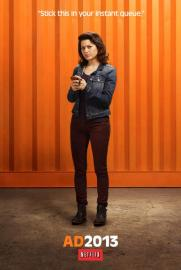 Arrested Development poster - Maeby