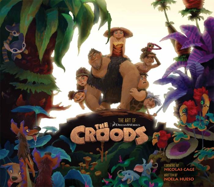 Art of Croods