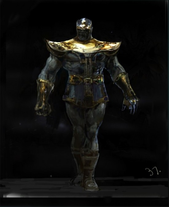 Avengers-Concept-Art-Thanos-Walking