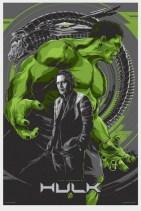 Avengers Mondo Poster - Hulk