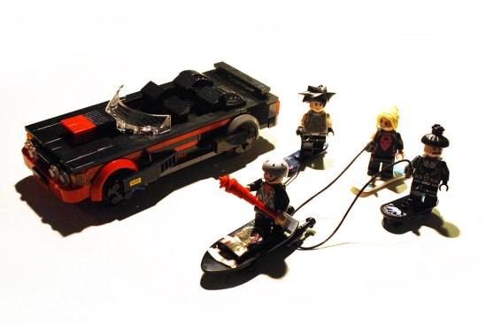 Back to the Future II Lego 9