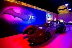 Batman 75th Anniversary Exhibit 3