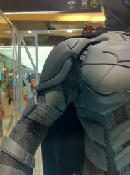 Batman Costume Close Up 2