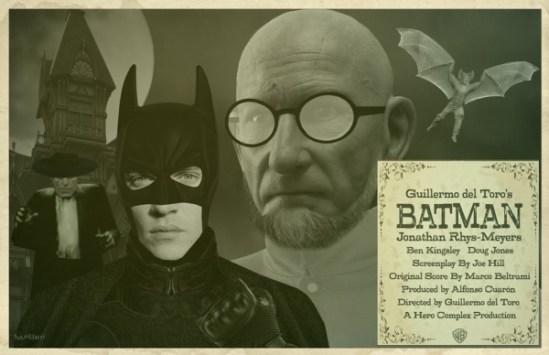 Batman - Guillermo del Toro