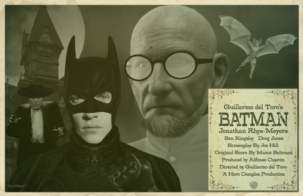 Batman - Guillermo del Toro