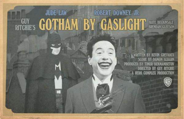 Batman  - Guy Ritchie