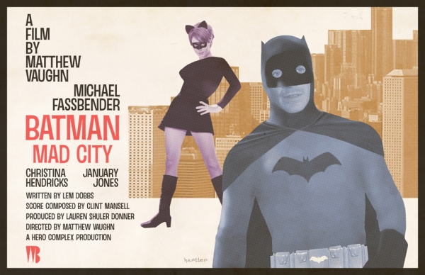 Batman - Matthew Vaughn