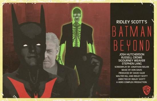 Batman - Ridley Scott