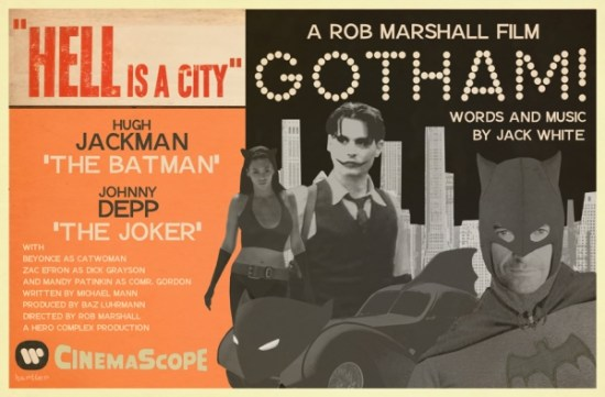 Batman - Rob Marshall