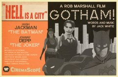 Batman - Rob Marshall