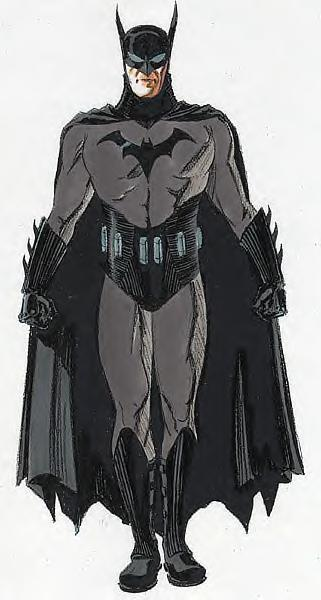 Batman Year One Concept 2