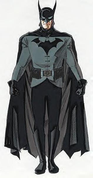 Batman Year One Concept 3