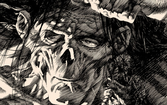 Bernie Wrightson - Rest But In Death header