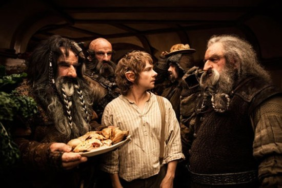 Bilbo Dwarves The Hobbit