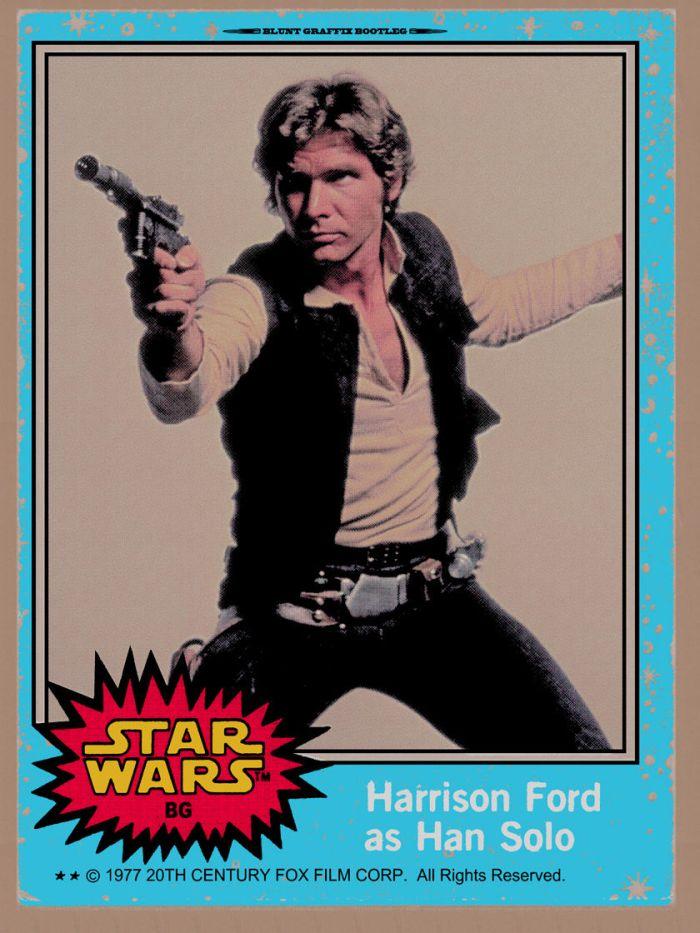 Blunt Graffix - Han Solo