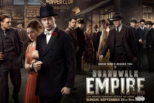 Boardwalk Empire Season 2 Poster