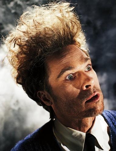 Brad Pitt as the Madman