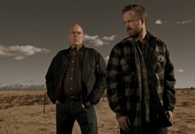 Breaking Bad Season 5 - Hank and Jesse