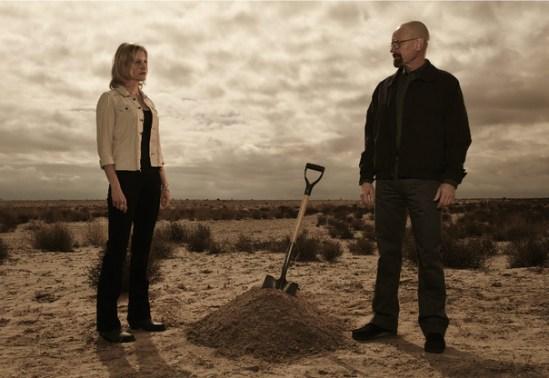 Breaking Bad Season 5 - Skyler and Walt