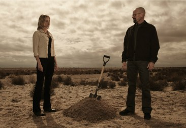 Breaking Bad Season 5 - Skyler and Walt