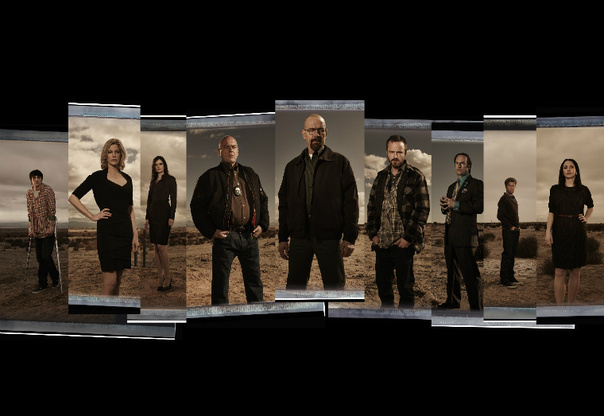 Breaking Bad Season 5 - cast